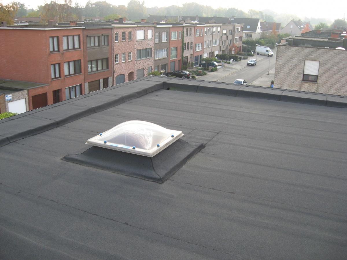 Lichtkoepel plat dak prijzen